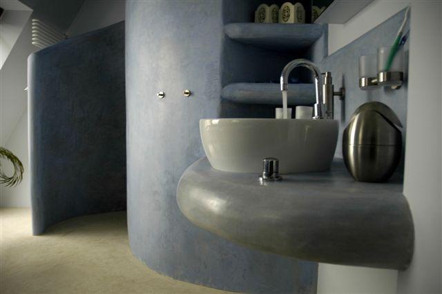 Badkamer Met Tadelakt : Badkamer met tadelakt pickkers