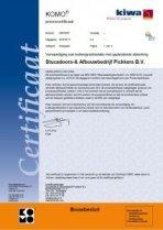 komo-certificaat